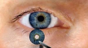 Human Optics artificial iris prosthesis to repair iris trauma injury in Gold Coast Australia