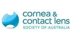Cornea and contact lens society logo specialist in cataract surgery and corneal disease Gold Coast
